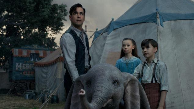 Dumbo - Vstupné pro děti a mládež