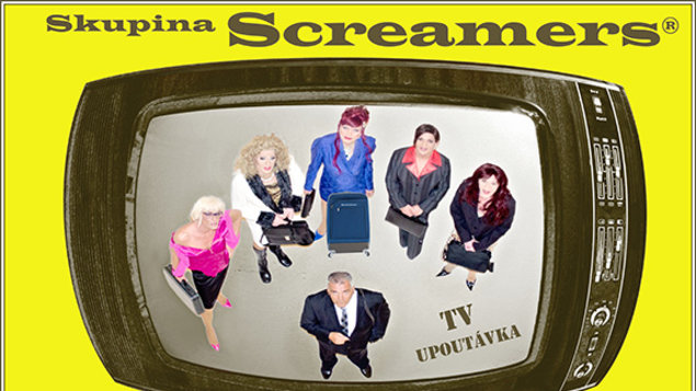 SCREAMERS - TV UPOUTÁVKA