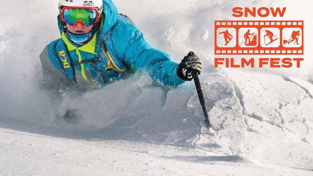 Snow film fest: Festival outdoorových filmů