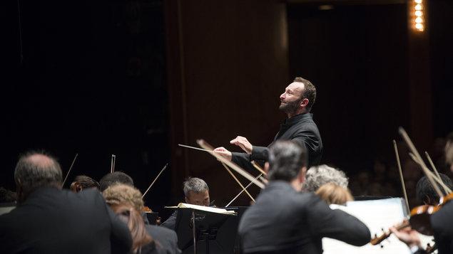 Berlínská filharmonie - Beethovenova 9. symfonie