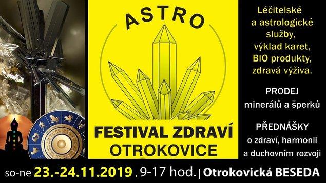 Astro festival zdraví Otrokovice