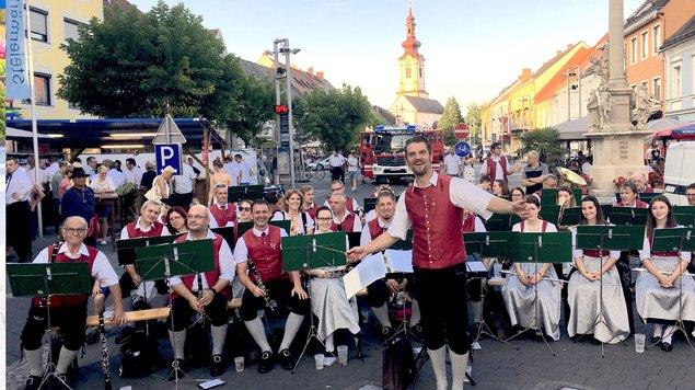 FEDO 2018 - koncert na náměstí