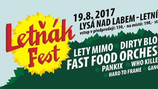 Letňák Fest - 19.8.2017