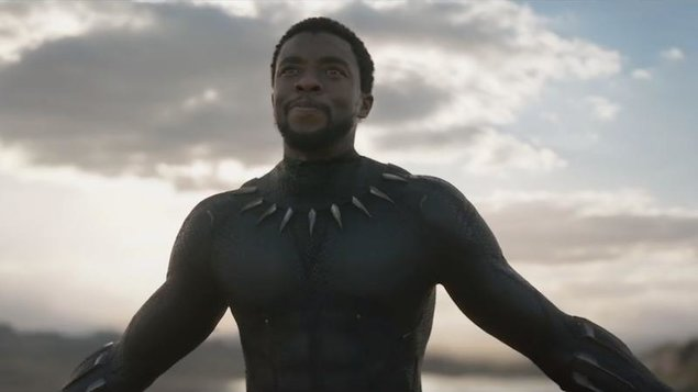 Black Panther  OSCAŘI VE HVĚZDĚ
