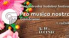 Medzinárodný hudobný festival Pro musica nostra Gömöriensi,