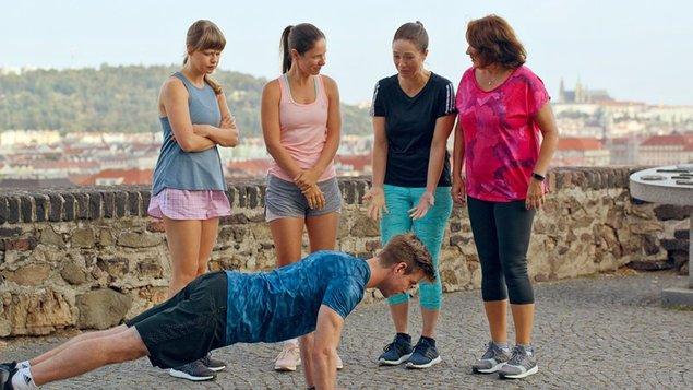 Ženy v behu