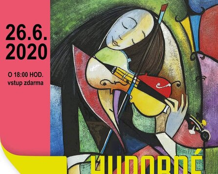 HUDOBNÉ PIATKY V GALANTE  26.06.2020