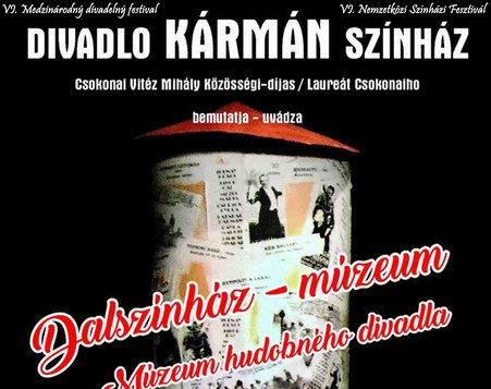 Divadlo Józsefa Kármána: Dalszínház - Múzeum