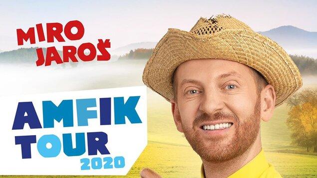 Miro Jaroš Amfík Tour 2020 - Na tom našom dvore