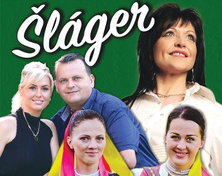 ŠLÁGER - Mára, duo Rytmus, sestry Bacmaňákové