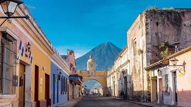 Slavo Vongrej: GUATEMALA, BELIZE, MEXIKO