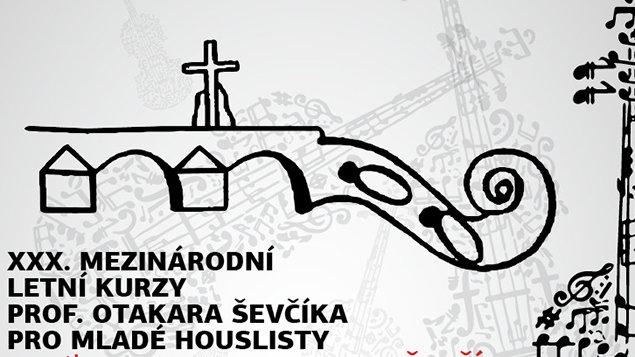 Mezinárodní letní kurzy prof. Otakara Ševčíka pro mladé houslisty XXX. ročník