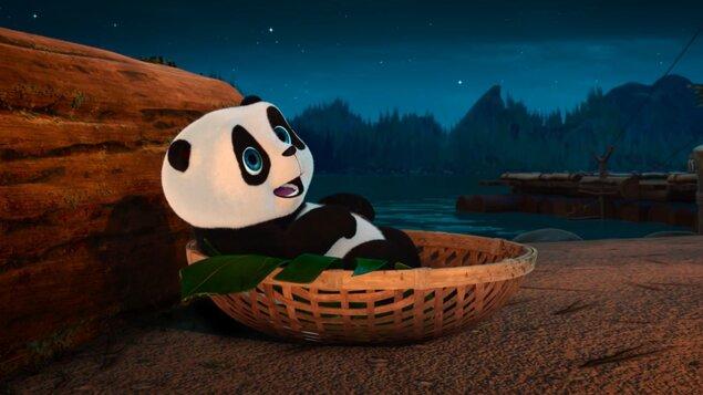 Velké dobrodružství malé pandy