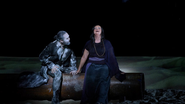 Bludný Holanďan -  Richard Wagner (Teatro Real, Madrid)
