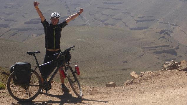 Maroko: 1700 km na kole přes nejvyšší sedla Atlasu