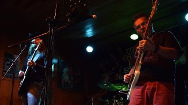 Kapela HAZZARD - Rock, blues and soul