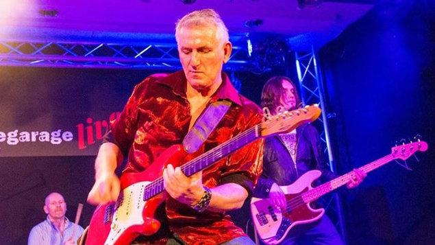 Rob Tognoni (blues/rock - Austrálie)