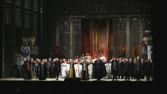 Lohengrin - Richard Wagner  (Semperoper Dresden)