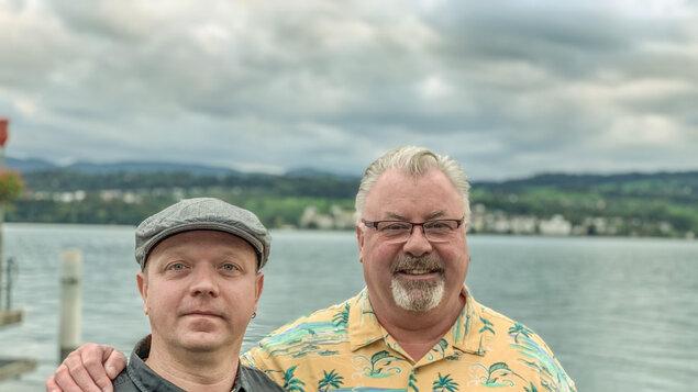 Jazz klub & Steve Big Man Clayton Duo (GB/CZ)