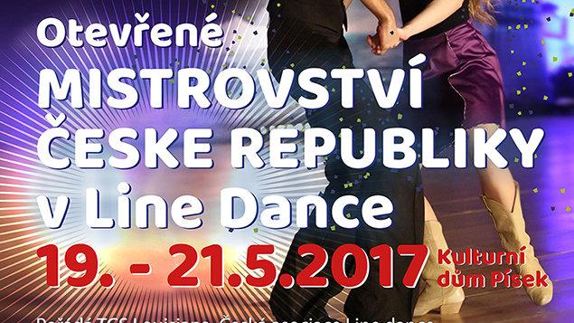 Otevřené mistrovství ČR v Line Dance
