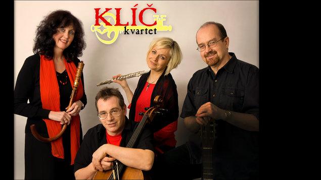 KLÍČ (kvartet)  koncert
