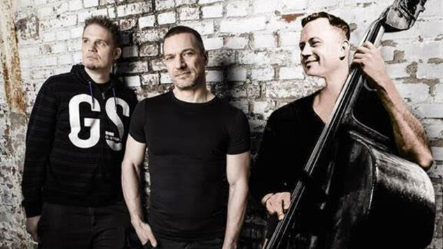 Jazz klub & Walter Fischbacher trio (USA, CZ, D)