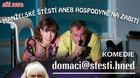"""Divadelní představení """"domaci@stesti.hned"""""""