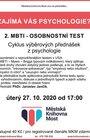 MBTI - Osobnostní test