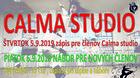 CALMA STUDIO - nábor pre nových členov 2019