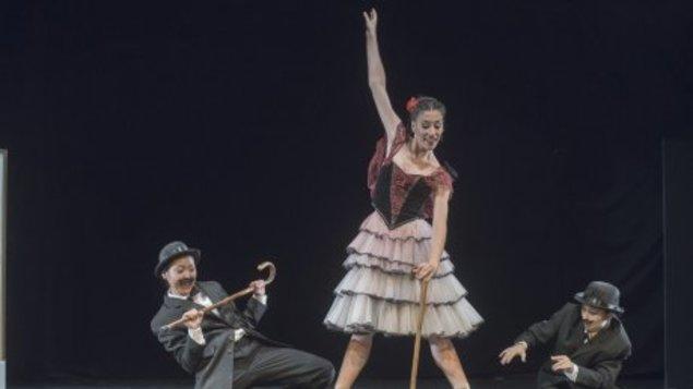 Kytice, Tintin a zlaté střevíce ~ Bohemia balet Praha