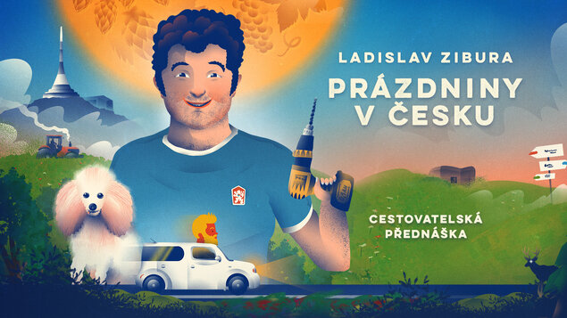 Ladislav Zibura – Prázdniny v Česku