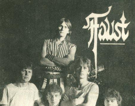 Koncert kapely Faust, Recept, ParkX, Lidová METELICE