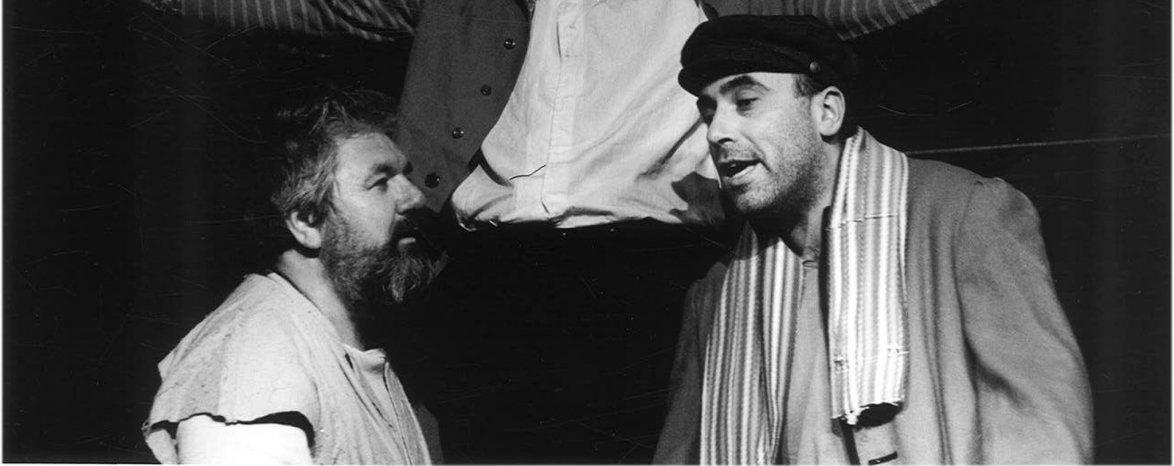 Nebojme sa divadla: Keď muži plačú