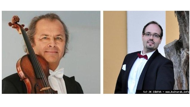 Václav Hudeček a Martin Hroch