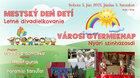Mestský deň detí – Letné divadielkovanie