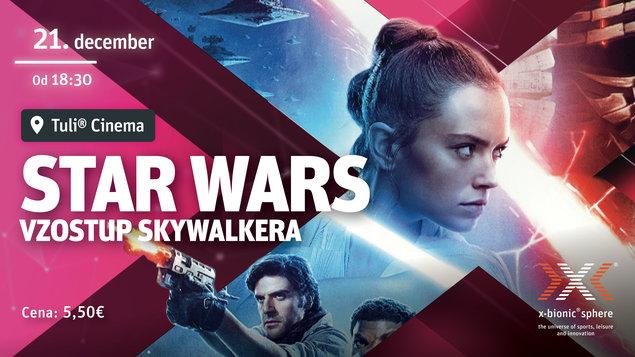 STAR WARS EVENT - Vzostup Skywalkera (Sk. dabing)