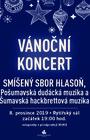 Vánoční koncert Pošumavské dudácké muziky a smíšeného sboru Hlasoň
