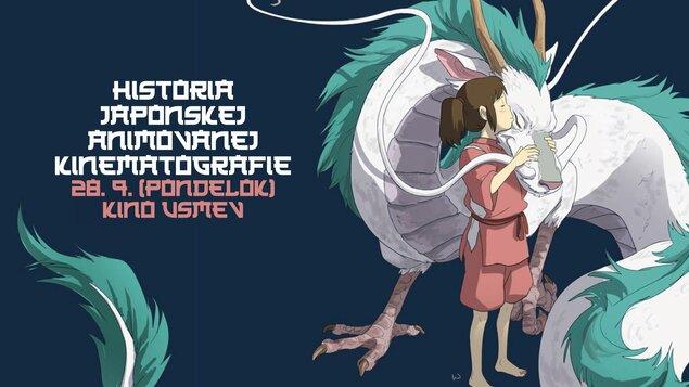 História japonskej animovanej kinematografie