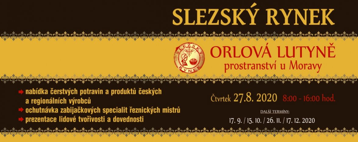 "Farmářské trhy ""Slezský rynek"""