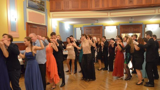 Taneční kurzy ZÁKLADNÍ 2018 - II. prodloužená na Sokolovně