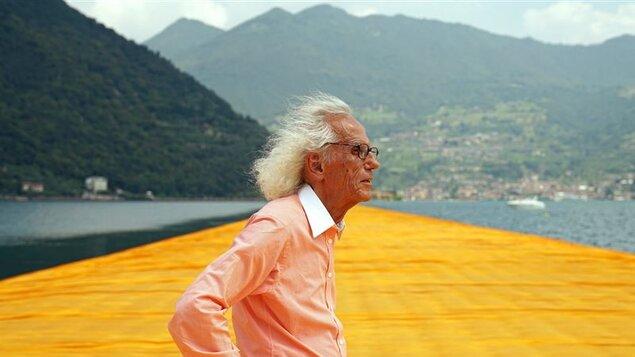 Christo: Chůze po vodě