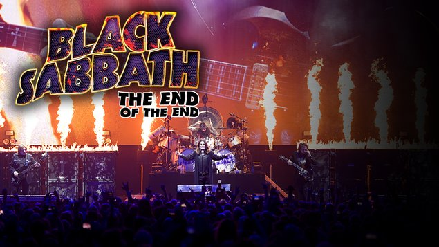Black Sabbath: The End of The End - jeden večer sto kin