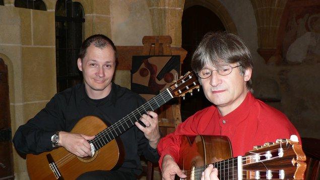 Pavel Steffal a Emanuel Kümmel
