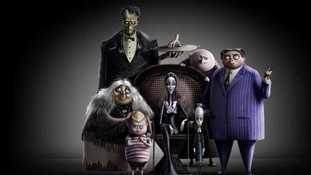 NOC HRÔZY v Tuli Cinema - Addams Family – A galád család