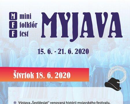 MFF MYJAVA 2020 Štvrtok