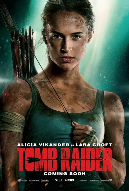 KINO: Tomb Raider