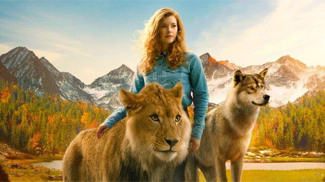 Vlk a lev: Nečakané priateľstvo