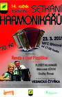 Setkání harmonikářů Březová 2019