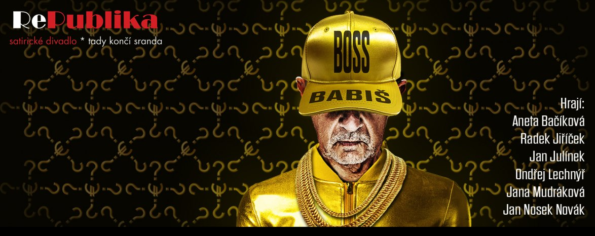 Boss Babiš - hledáme nový termín ...