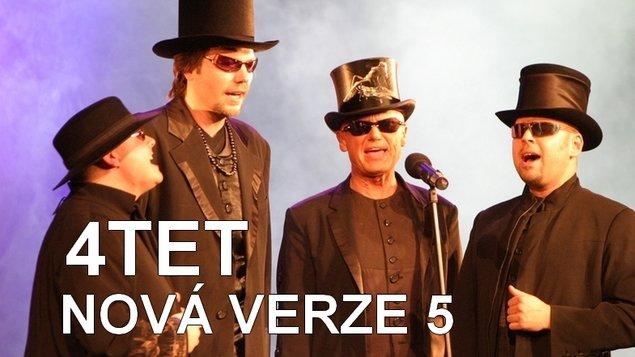 4TET  - nová koncertní verze V.
